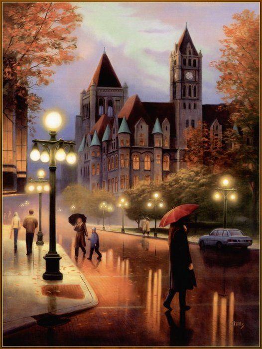 Обложка произведения 'Осень'