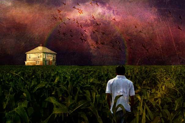 Обложка произведения 'Из сказки в быль'