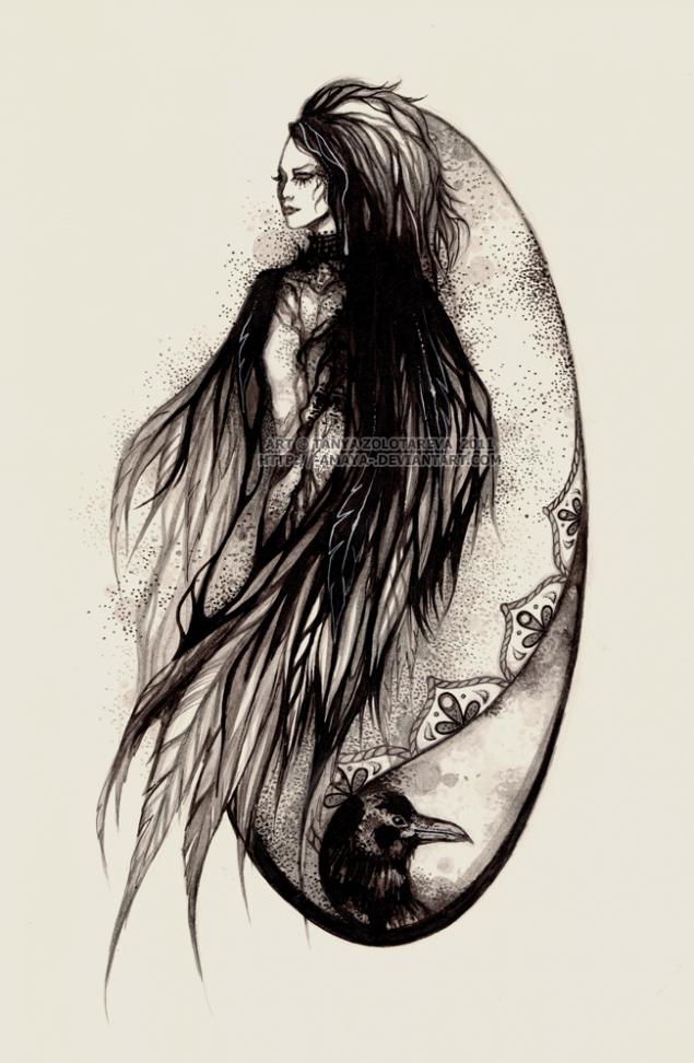 Обложка произведения 'Струны Ворона'