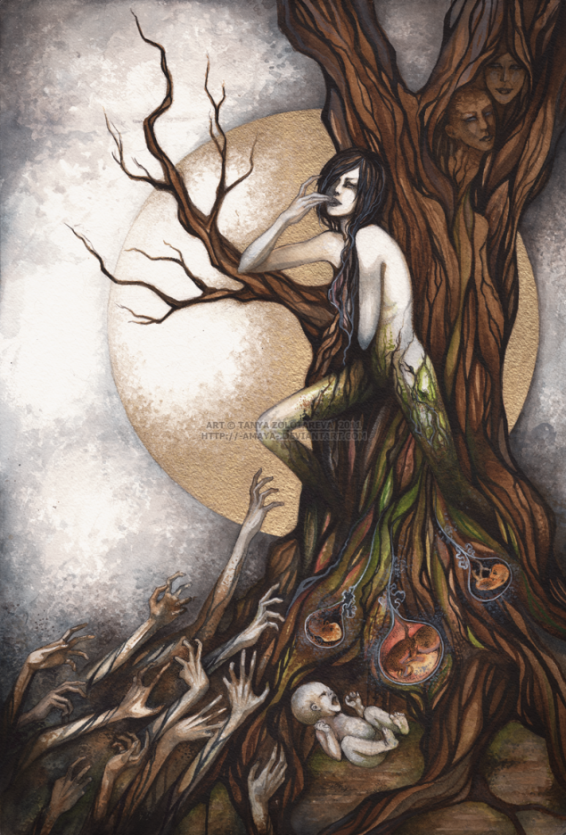 Обложка произведения 'Worm Wood'