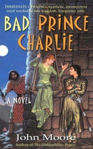 Обложка произведения 'Плохой Принц Чарли (отрывок из книги для ознакомления)'