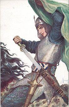 Обложка произведения 'Ворончиха'