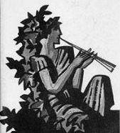 Обложка произведения 'Сценка для двоих (буколики)'