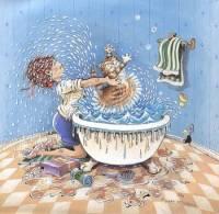 Обложка произведения 'Купание чистого кота (Илинар)'