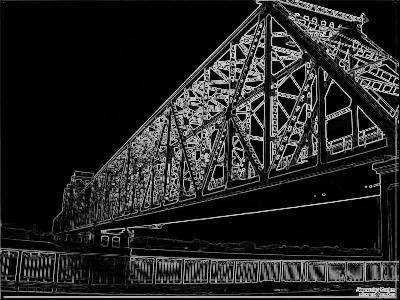 Обложка произведения 'Мост'