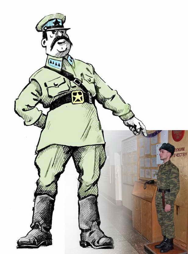 Армейские истории от Нуримана
