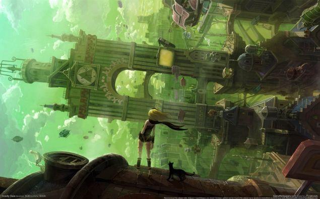 Обложка произведения 'Алиса в перевернутом мире'