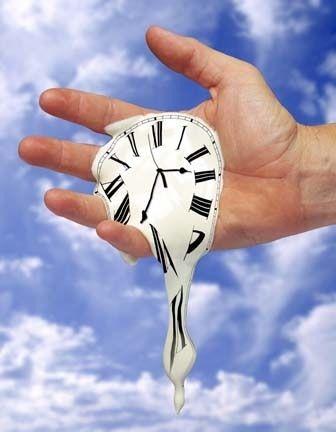 Обложка произведения 'Время'