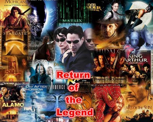 Обложка произведения 'Лонгмоб «Возвращение легенды»'