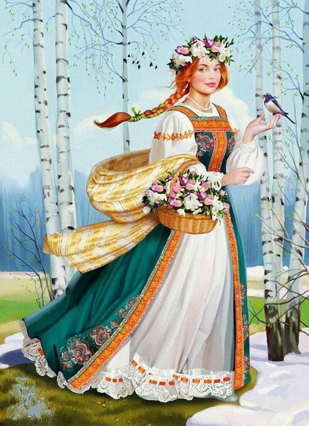 Обложка произведения 'Лонгмоб «Весна, цветы, любовь»'