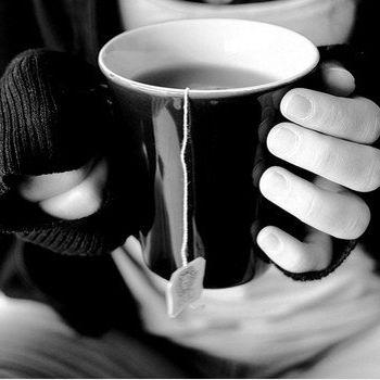 Обложка произведения 'Как чай'