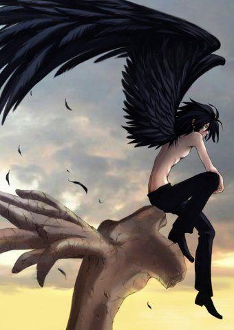 Обложка произведения 'Ангел'