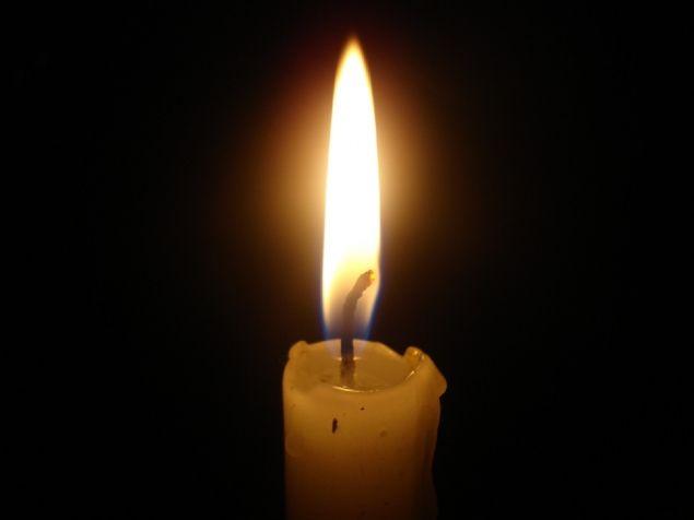 Обложка произведения 'Колышется пламя рождественской свечки'