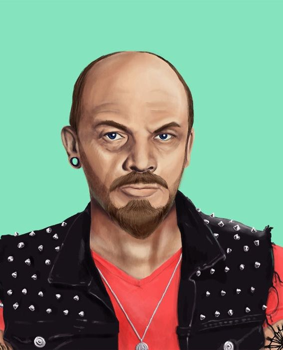 Обложка произведения 'Почему Ленина назвали Лениным'