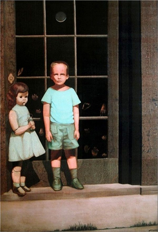 Обложка произведения 'Кукла'