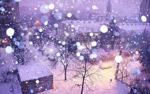 Обложка произведения 'Снег'