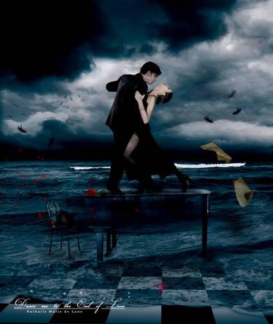Обложка произведения 'Танго-легенда'