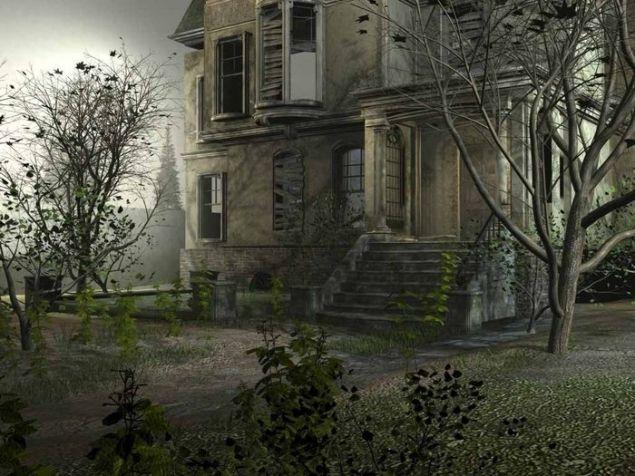 Обложка произведения 'Заколдованный дом'