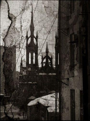 Обложка произведения 'Темная равнина'