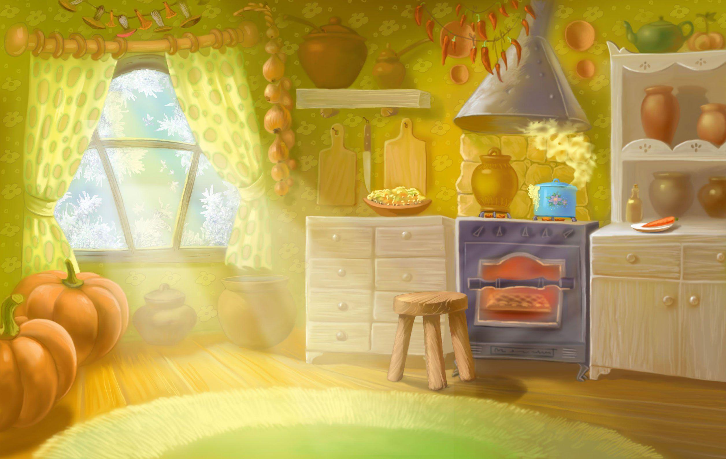 картинка фон внутри дома его