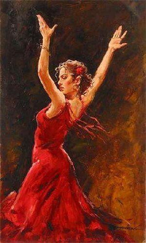 Обложка произведения 'Танцовщица'