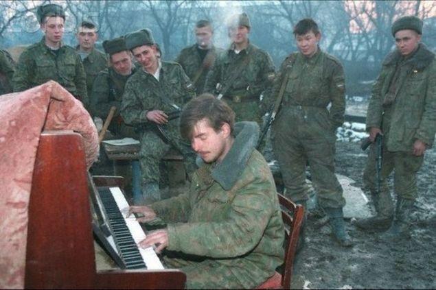 Обложка произведения 'Непролюбовь. Январь - 1995. г. Грозный'
