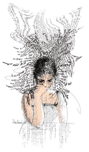 Обложка произведения 'Себе'