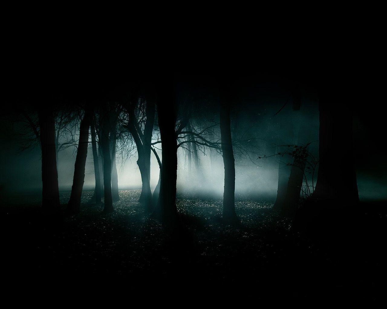 ава темная: