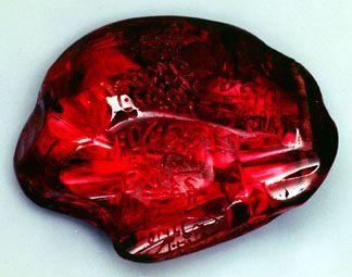Обложка произведения 'Красный камень'