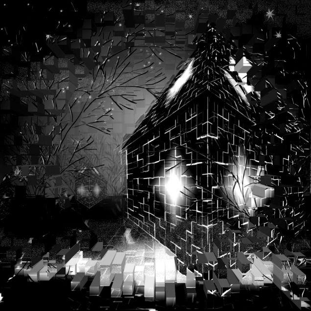 Обложка произведения 'Дом девятнадцатого века'