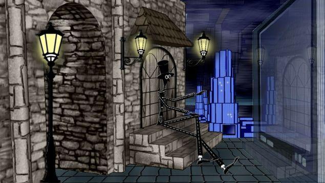 Обложка произведения 'Музей ночей'