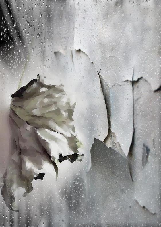 Обложка произведения 'Опять дожди, осенний марафон...'