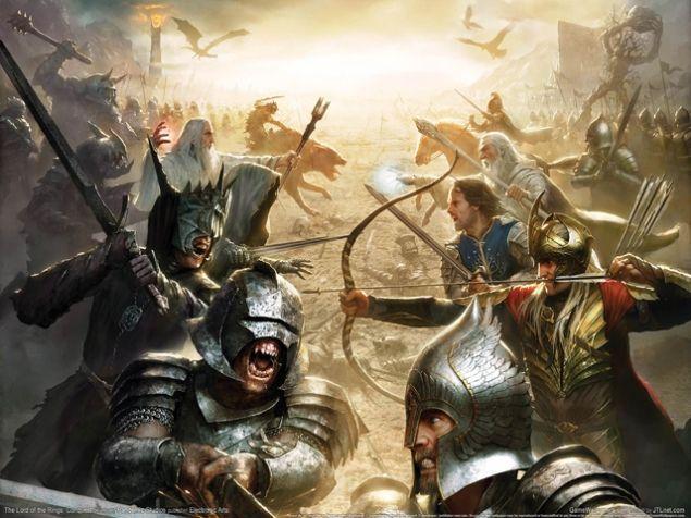 Обложка произведения 'Битва  Героев'