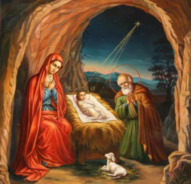 Обложка произведения 'Рождество'