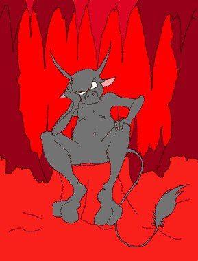 Обложка произведения 'Песенка Дьявола'