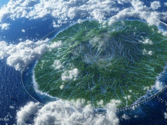 Обложка произведения 'Свой остров'