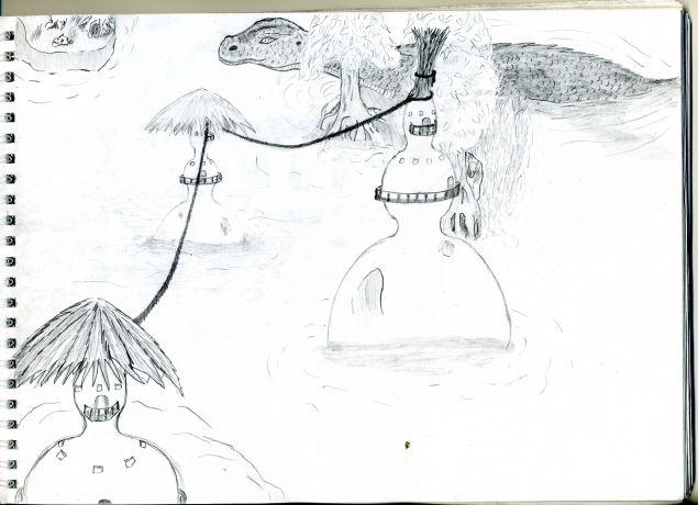 Обложка произведения 'Сигнал с Тары'