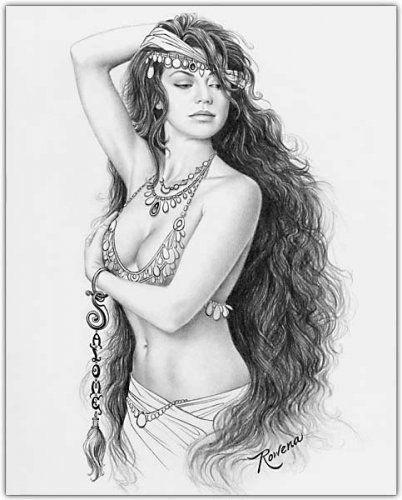 Обложка произведения 'Танец Саломеи.'