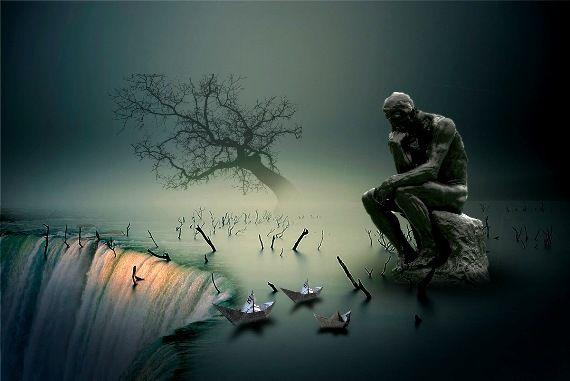 Обложка произведения 'Размышление о Жизни 003.'