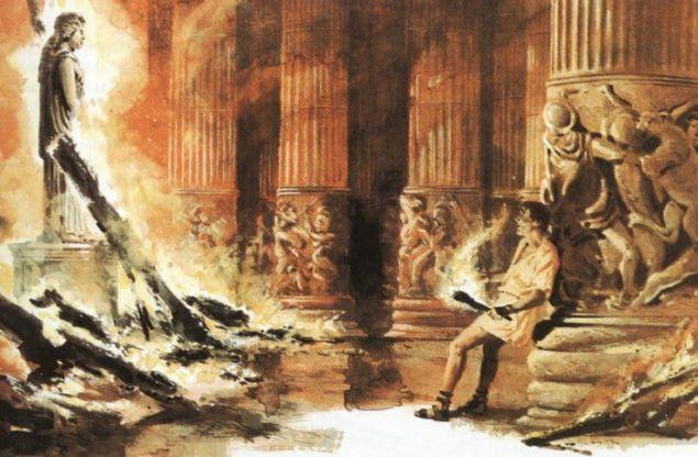 Обложка произведения 'Афоризм 229. О Герострате.'