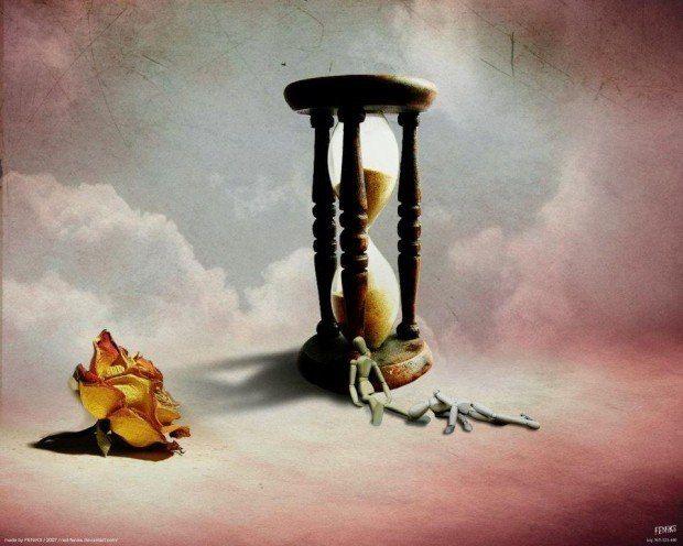Обложка произведения 'Афоризм 579. О времени.'