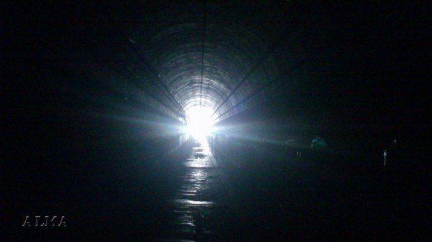 Обложка произведения 'Афоризм 591. О тоннеле.'