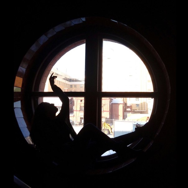 """Обложка произведения 'Вечер девятый. """"Вечера у круглого окна на Малой Итальянской...""""'"""