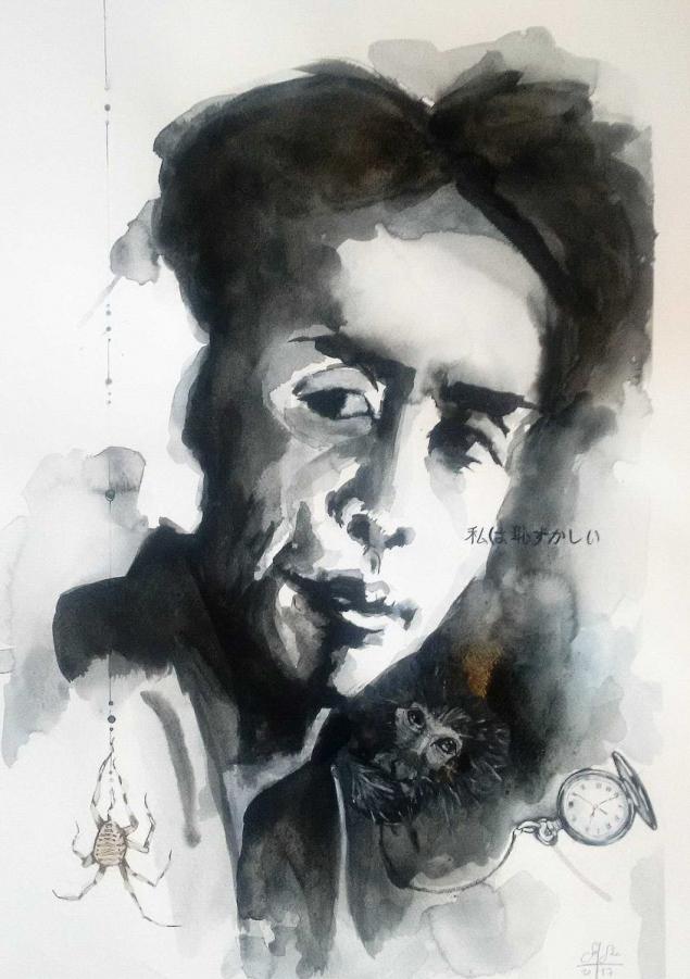 Обложка произведения 'Люблю Акутагаву... Из рубрики Петроградские хайку'