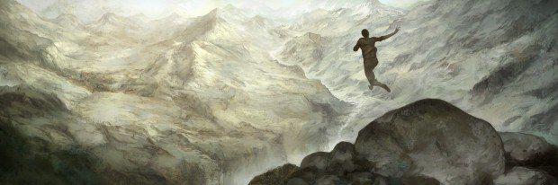 Обложка произведения 'Афоризм 674. О прыжке.'