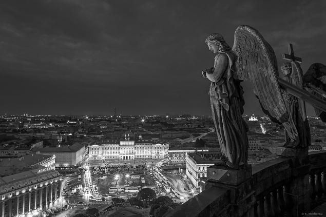 Обложка произведения ′Петербург! Ты - город больших страстей...′