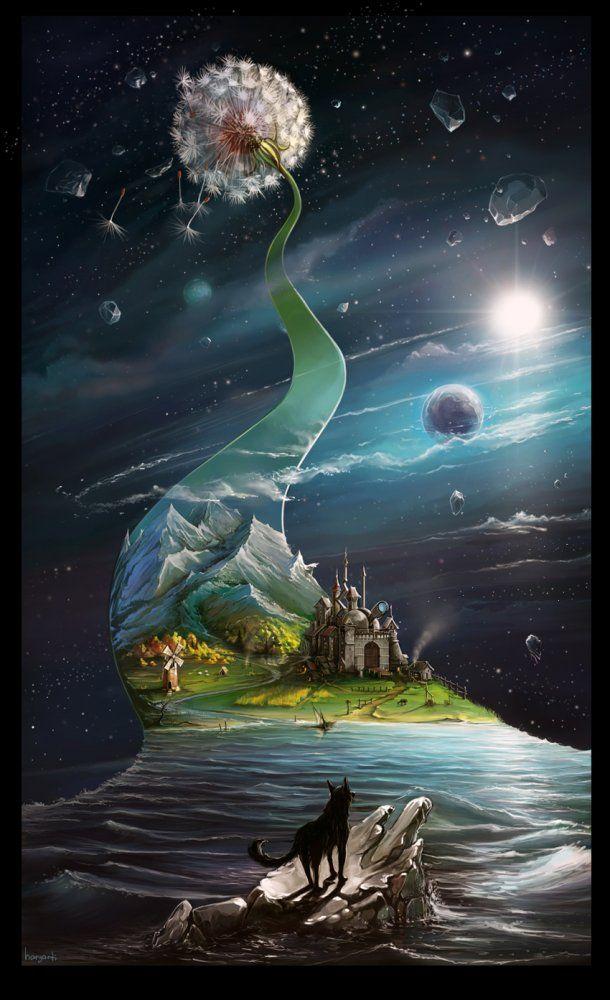 Обложка произведения 'Странные Сказки'