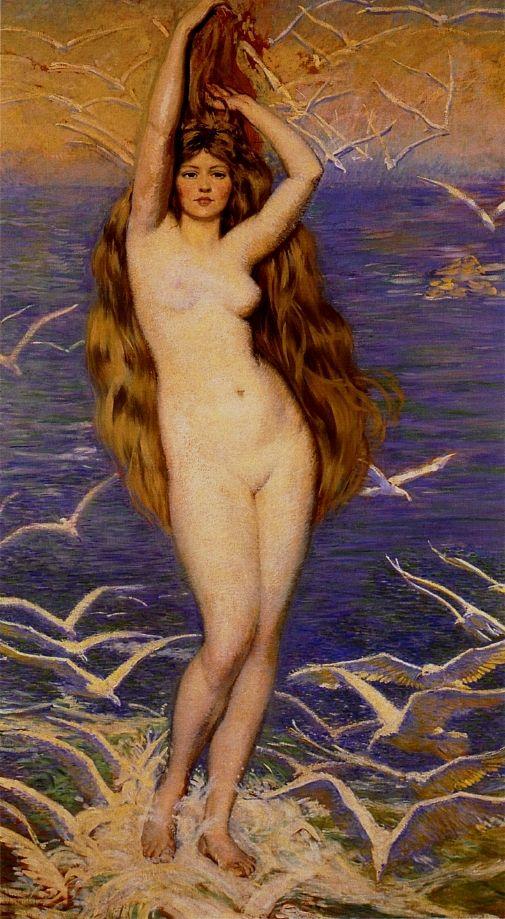Обложка произведения 'Афродита'