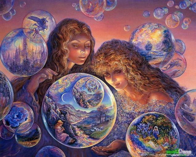 Обложка произведения 'Миры'