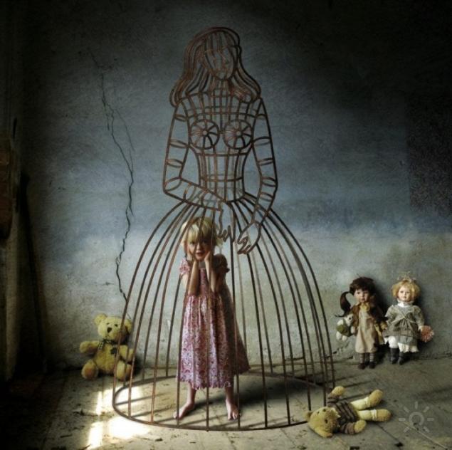 Обложка произведения 'Мне снилось'